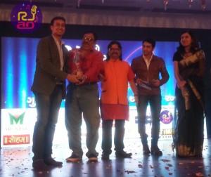 Best Director Abhishek Jain (Bey Yaar)