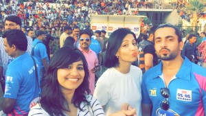 Poppy Jabbal, Sunny Singh & Me Aditi