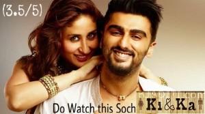 Ki and Ka .. RJ Aditi Review