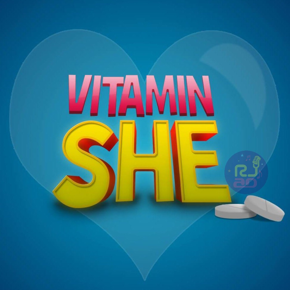 Vitamin She Poster