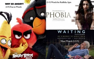 The Angry Birds, Waiting and Phobia