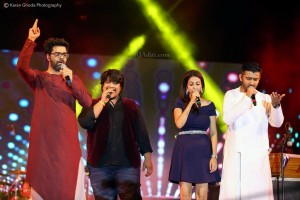 Sachin Jigar Live in Concert Ahmedabad