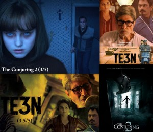 The Conjuring 2 and Teen
